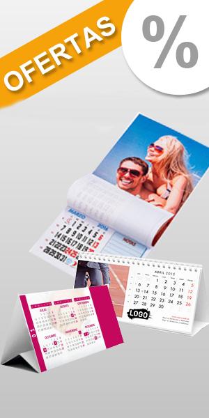 oferta calendarios